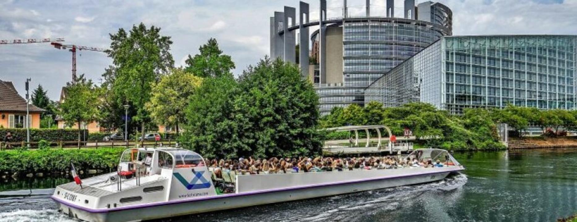 Ein Bild aus besseren Tagen: Volle Tou...Straßburg noch längst nicht in Sicht.   | Foto: teli