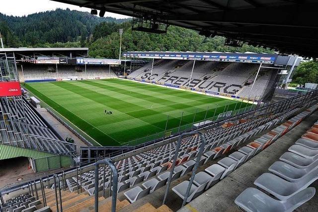 Das alte Stadion gibt dem SC Freiburg im Corona-Sommer viele Möglichkeiten