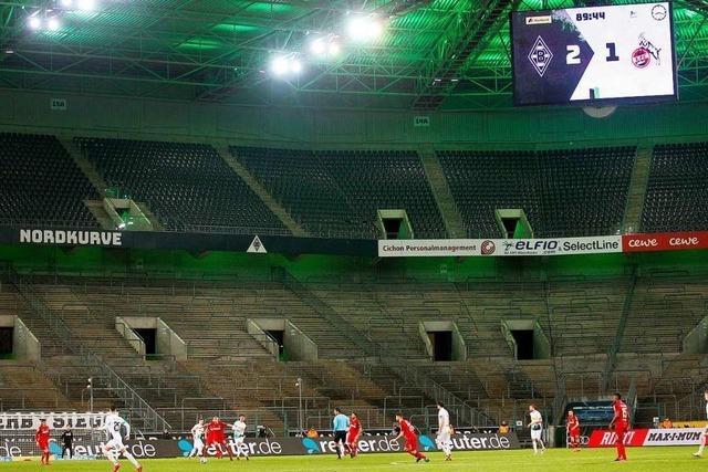Fanszenen kritisieren Pläne zur Fortsetzung der Bundesliga-Saison