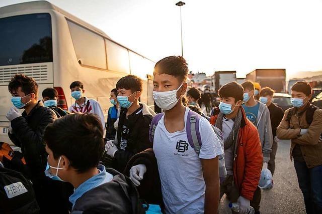 Die Aufnahme von gerade 53 jungen Flüchtlingen soll das Gewissen beruhigen