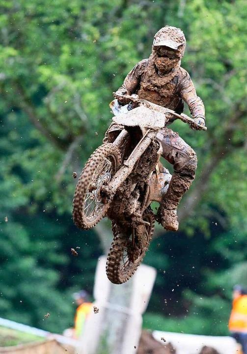 Für das Motocross stehen die Zeichen schlecht.  | Foto: Roland Fischer