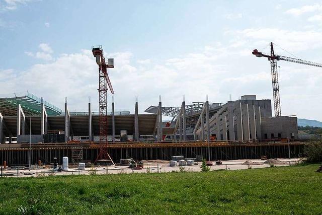 Wegen des Virus könnte das Schwarzwaldstadion mehr Spiele bekommen als gedacht