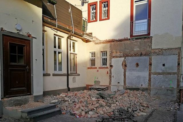 Stadtmission baut an