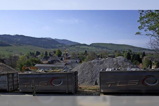 Baumaßnahmen für rund 35 000 Euro umgesetzt