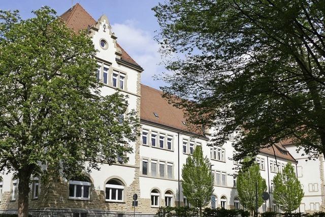 Das Müllheimer Gymnasium bereitet sich auf das Abitur vor