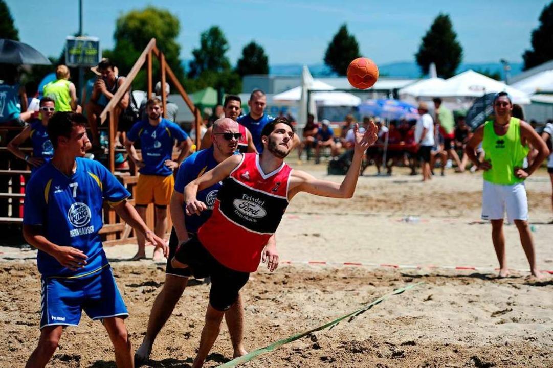 Die Spiele auf Sand fallen in diesem Jahr aus.    Foto: Pressebüro Schaller