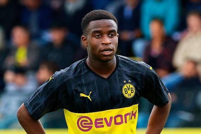 Youssoufa Moukoko, ein Wunderkind des Fußballs?