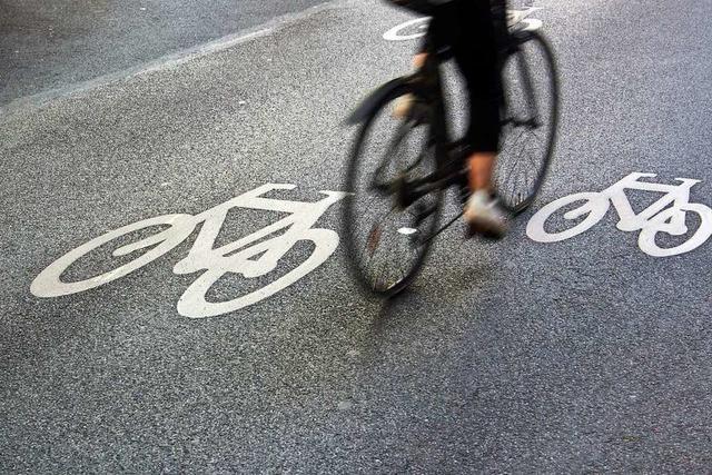 Radfahrer flüchtet nach Unfall auf Dreisamradweg in Freiburg-Haslach