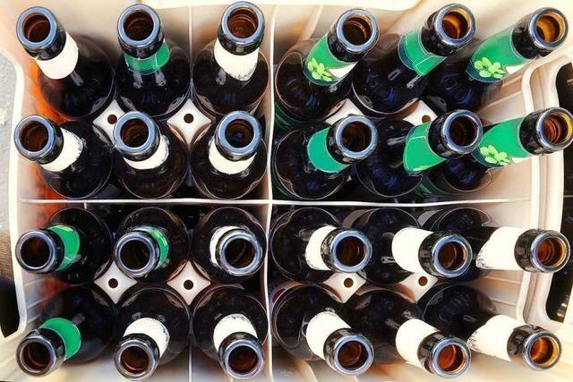 Brauereien in Südbaden bricht bis zu 80 Prozent ihres Umsatzes weg