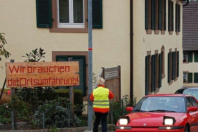 Warum es in Rümmingen auch Widerstand gegen die Ortsumfahrung gibt