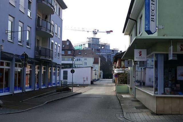 An der Rheinfelder Innenstadt scheiden sich die Geister