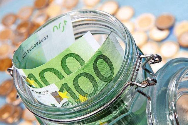Oberbürgermeister Jörg Lutz will derzeit keine Haushaltssperre