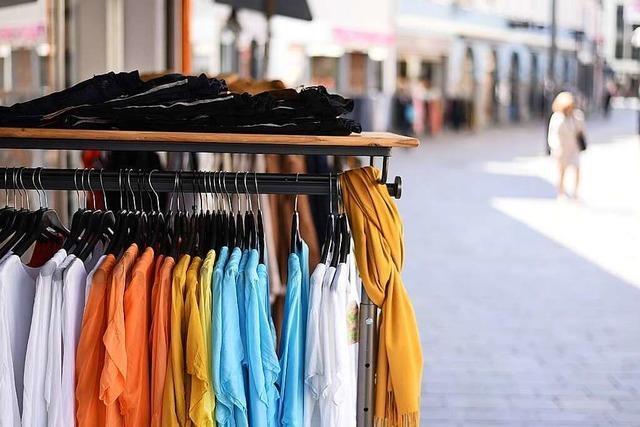 Lörrachs Oberbürgermeister ist mit Ablauf der Ladenöffnungen zufrieden