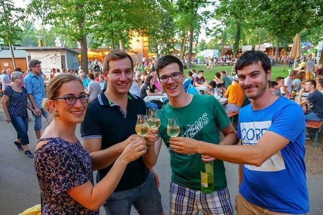 Das Breisacher Weinfest fällt definitiv aus
