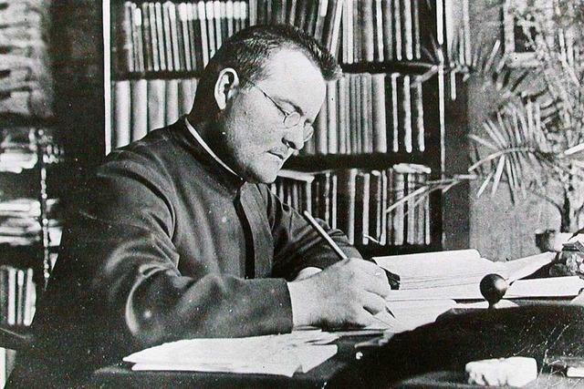 Zeitzeugen erinnern sich an den Münstertäler Märtyrer Strohmeyer