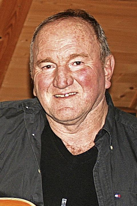 Rolf Rosendahl  leitete die Malteser-Ortsgruppe in Schopfheim.  | Foto: Ines Bode