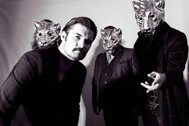 Wie die Freiburger Band Seven Purple Tigers die Corona-Pause nutzt