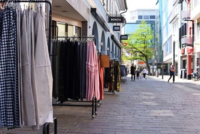 Händler im Kreis Lörrach sind nach der Teilöffnung von Läden optimistisch