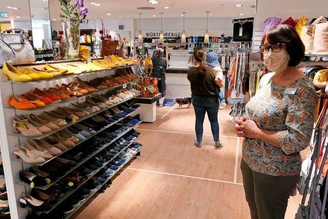 Disziplinierter Neustart fürs Shoppen