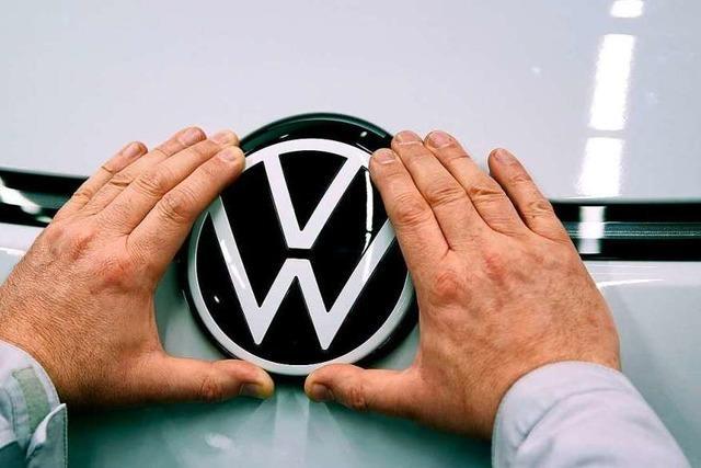 Viele VW-Besitzer akzeptieren den Vergleich