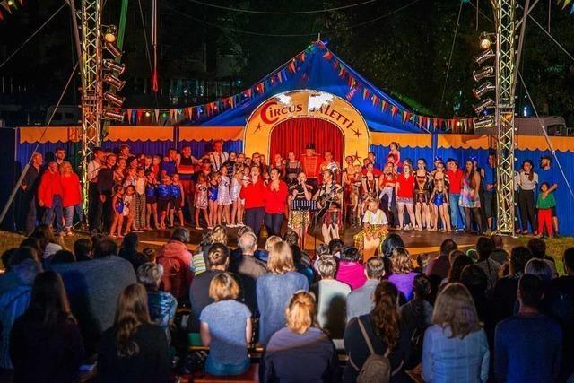 Circus Paletti aus Ettenheim sagt seine Sommer-Tournee ab