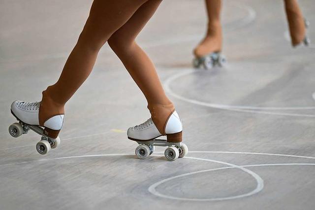 Freiburger Rollkunstläuferinnen wollen im Mai wieder trainieren