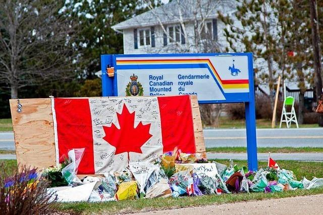 Nach dem schlimmsten Blutbad in Kanada geht die Spurensuche weiter