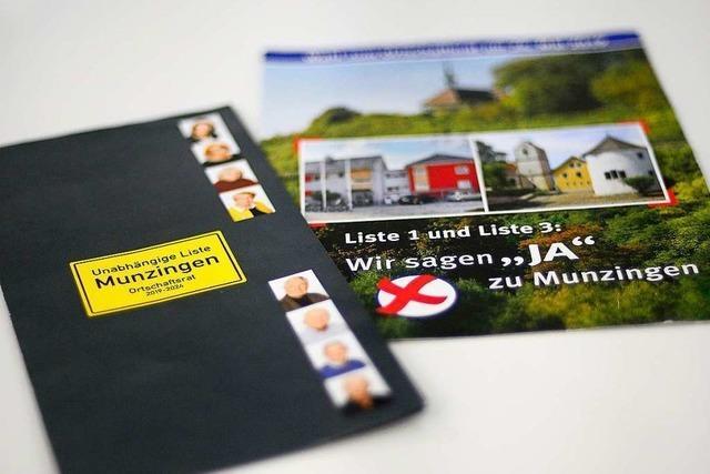 Anwalt will Aufklärung über abgesagte Ortschaftsratswahl in Munzingen
