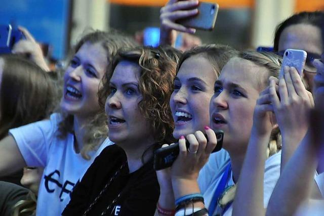 Die Sommersound-Konzerte werden eins zu eins ins neue Jahr verlegt