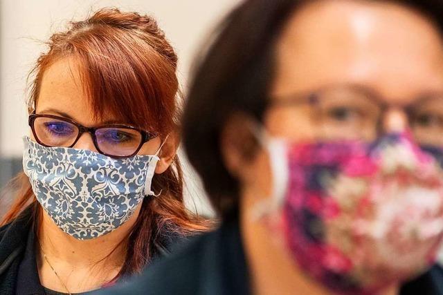 Baden-Württemberg führt eine Maskenpflicht ein