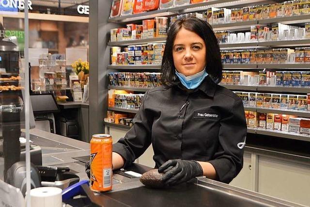 Wie eine Kassiererin aus Rheinfelden ihre Arbeit derzeit erlebt