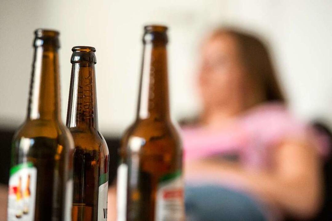 Haben sich die Trinkgewohnheiten geändert?  | Foto: Alexander Heinl (dpa)