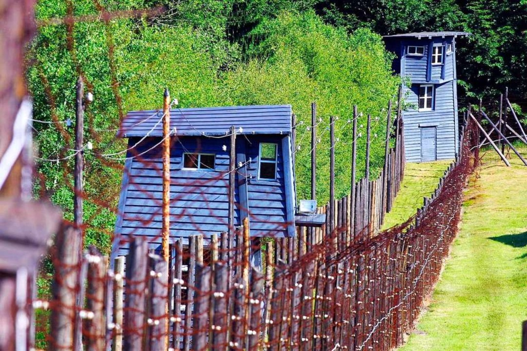In der Gedenkstätte Natzweiler wird he...erbrechen in den Außenlagern erinnert.  | Foto: Jean-Marc Loos