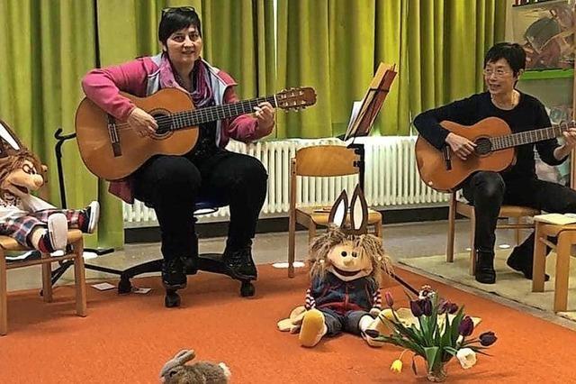Kindergarten per Videobotschaft
