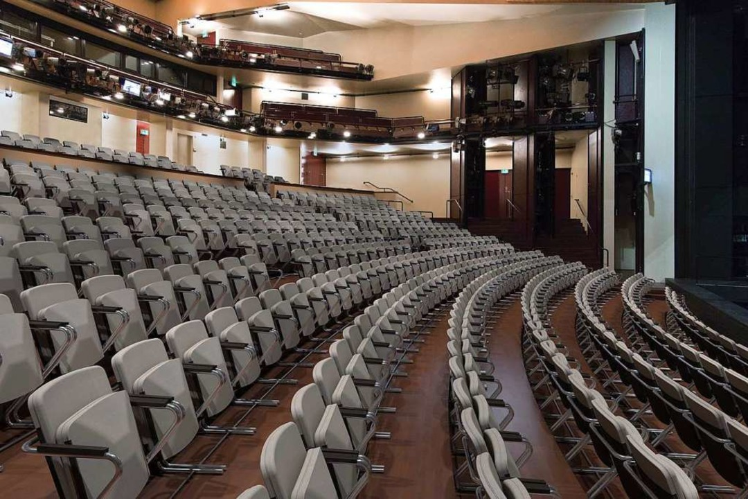 Das Theater Basel hat den Vorhang für diese Spielzeit heruntergelassen.    Foto: ZVG
