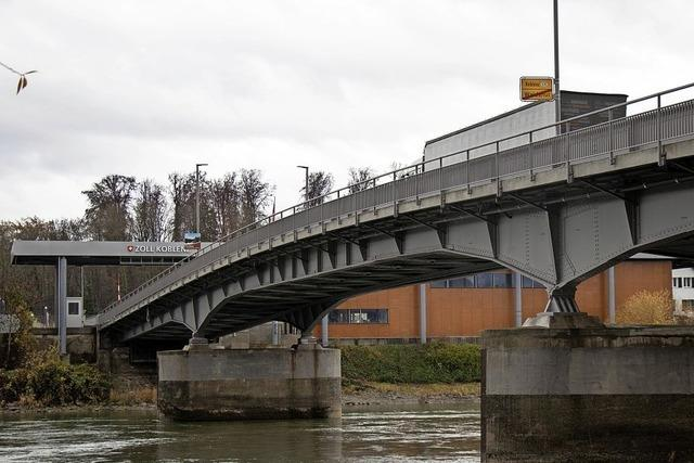 Corona bremst Brückenpläne