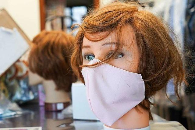 Tankstellenbetreiber sorgt sich: Ist Mundschutz Vermummung?