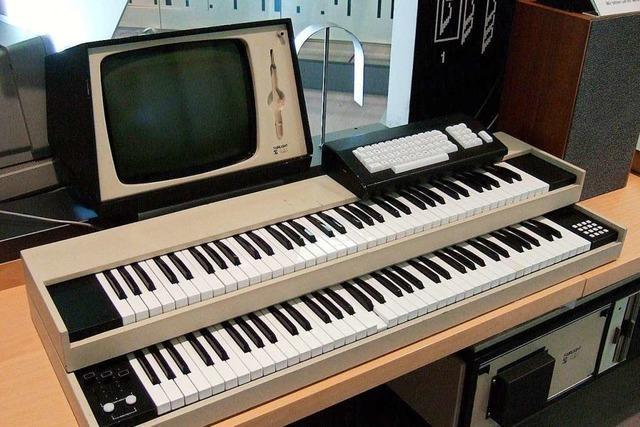 40. Geburtstag des ersten Sample-Synthesizer: Tonleitern aus zerbrochenem Glas