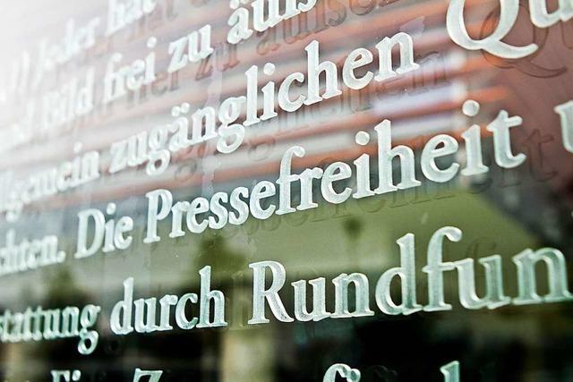 Nicht die Zensur, aber die Krise bedroht die Pressefreiheit in Deutschland