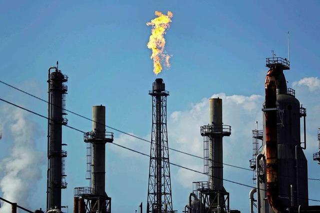 Der niedrige Ölpreis ist ein Vorbote