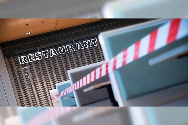 Kurzarbeit, Cafés, Kommunen - Koalition bespricht neue Krisenhilfen