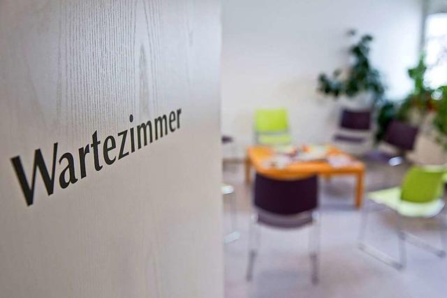 Die Arztpraxen in Weil am Rhein haben derzeit weniger Patienten