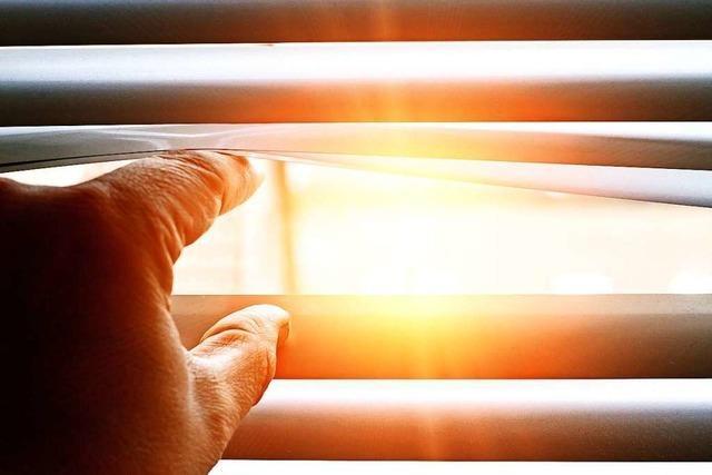 Kann ich durch ein Fenster Sonnenbrand bekommen?