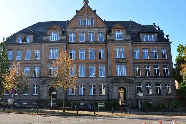 Sanierung der Schwarzenbergschule in Waldkirch geht weiter