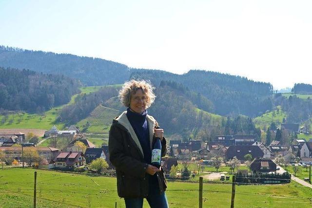 Filmteam begleitete eine Winzerin aus Kenzingen bei ihrer Arbeit