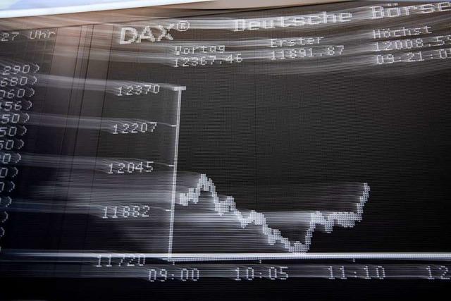 Finanzexperte Lück rechnet mit turbulentem Börsengeschehen