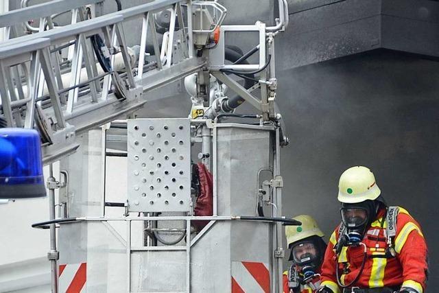 Rheinfelden setzt den Rotstift beim Feuerwehrgerätehaus an