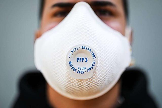 Autofahrer dürfen am Steuer Corona-Schutzmasken tragen