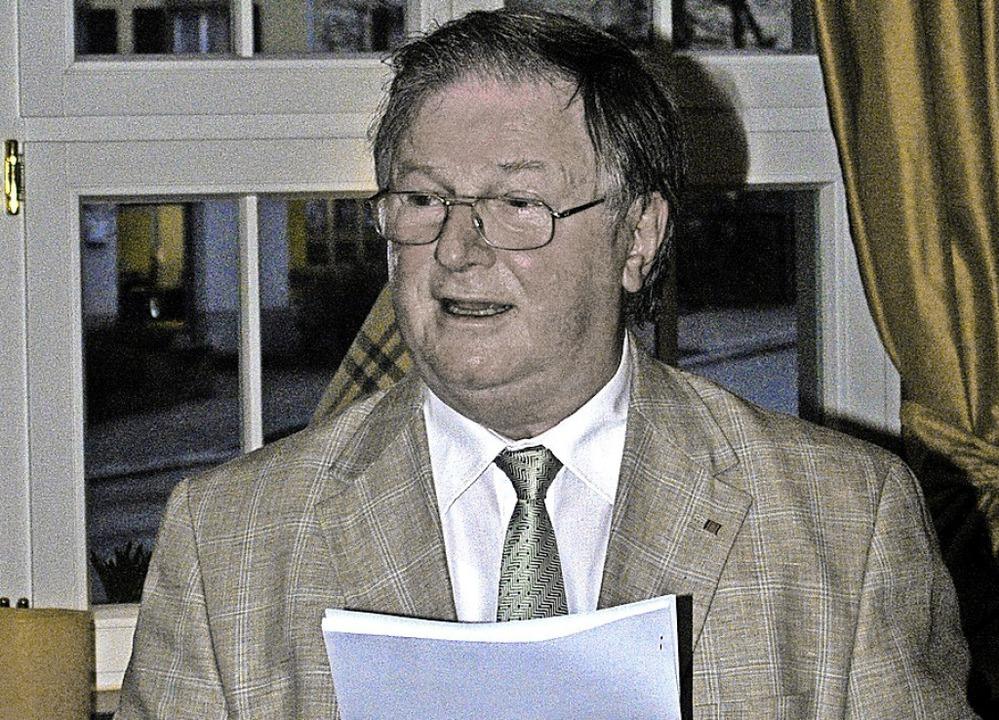 Bertram Heißler versteht sich als Anwa...r im Kreis Breisgau-Hochschwarzwald.    | Foto: BZ
