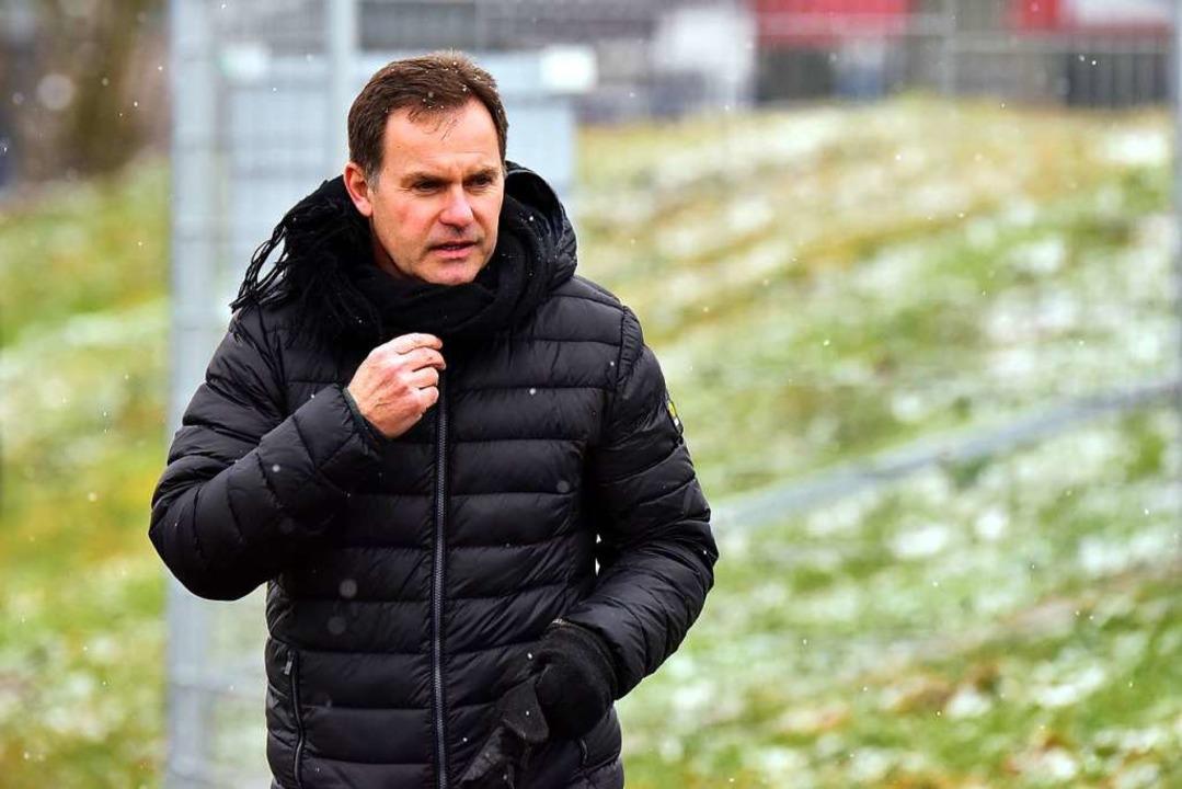 Sein Verbandsligateam steht vor einem ...nellen Umbruch: FCT-Chef Thomas Hodel.  | Foto: Daniel Thoma